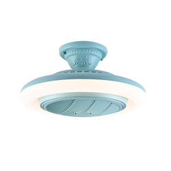 Work Quiet Anion 220v Ceiling LED Fan With LED Light