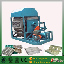 Recycled paper pulp egg tray making machine plant