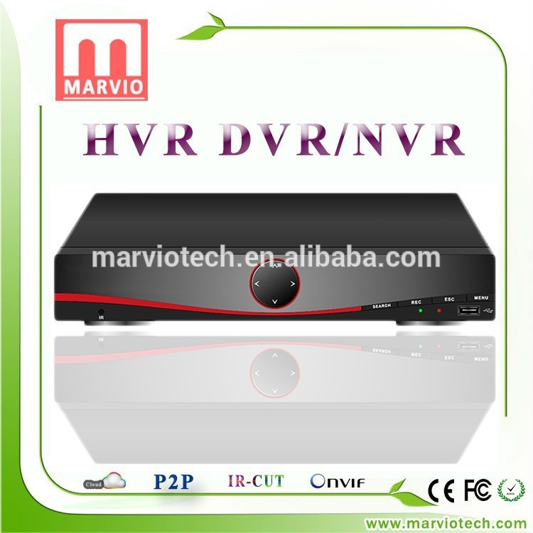 [Marvio HVR&DVR Series] car dvr wifi audio visual alarm tf dvr factory price