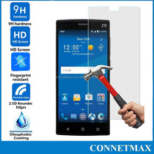 0.3mm 2.5D HD Tempered Glass Screen Protector Film Guard Shield for ZTE Zmax 2 / Z958