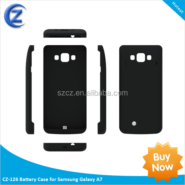 4200mah battery case for Samsung Galaxy A7