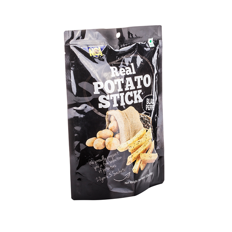 Custom printing zipper compound beef jerky/dried food packaging bag
