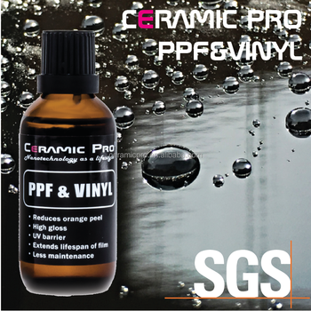 Ceramic Pro PPF & Vinyl - Car Wrap and Vinyl liquid diamond coating