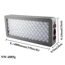 Advanced platinum series led grow light p300 110v growing light 300w in stock