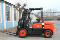New material handling equipment 3 ton hydraulic diesel forklift price
