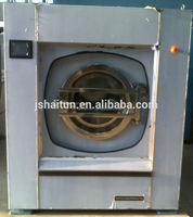 LJ 15-100kg laundries vertical washing Stainless steel industrial washer