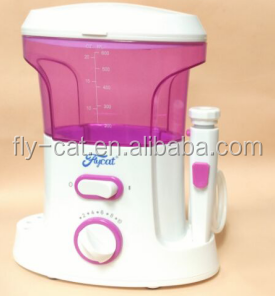 Rechargeable operated water flosser,clean teeth dental floss pick, dental care oral irrigator