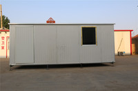 technology Australia cold area folding container house