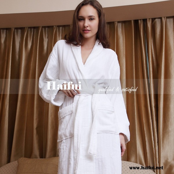 Terry hotel bathrobe, hotel terry bathrobe, bathrobe for hotel