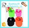 Pet Coat Comfortable Puppy Clothes Colorful Dog Hoodie