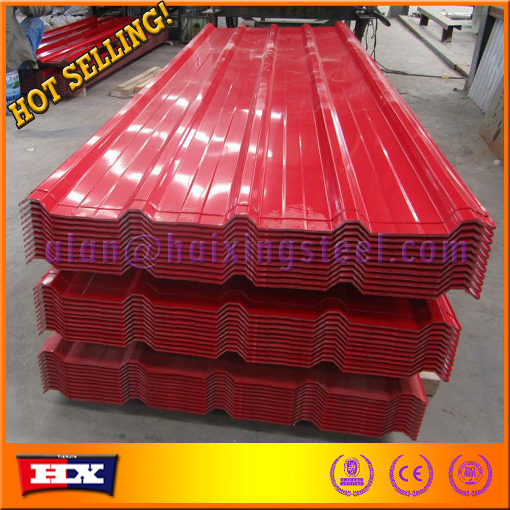 steel metal galvanized roof ridge cap cheap price