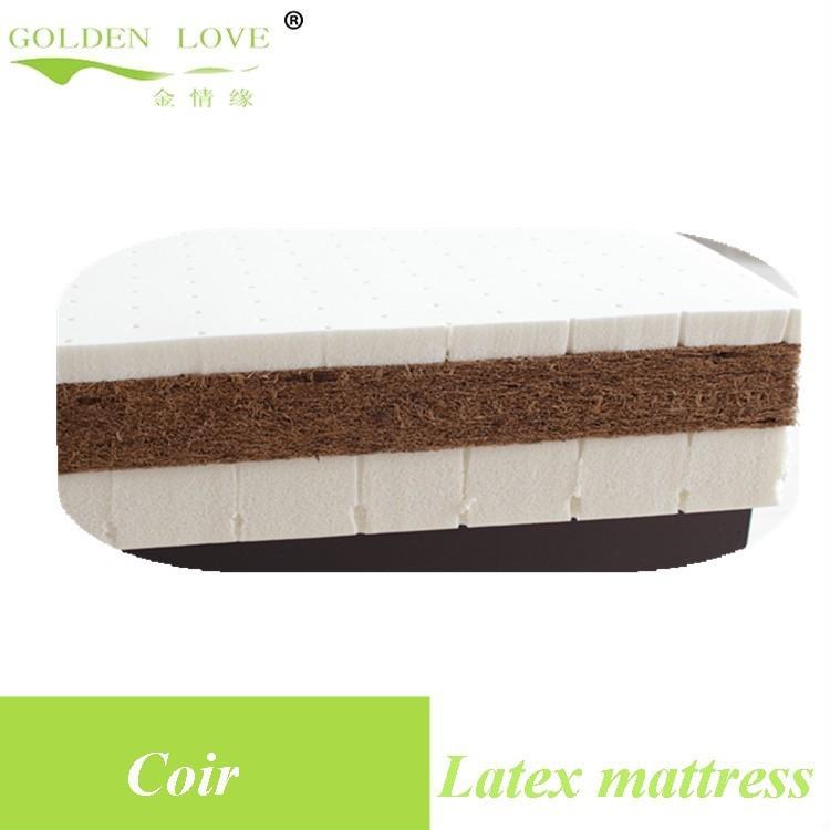 100% Nature Coir Latex Mattress,Natural Coconut Palm mattress - Jozy Mattress | Jozy.net