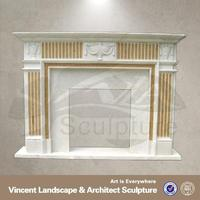 sculpture sandstone fireplaces