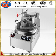 Fried rice with egg Cooking Machine|Automatic vegetables Cooking|meat Pasta Cooking Machine