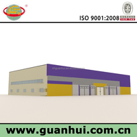 2017 new design earthquake-proof steel building steel structure warehouse with competitive price