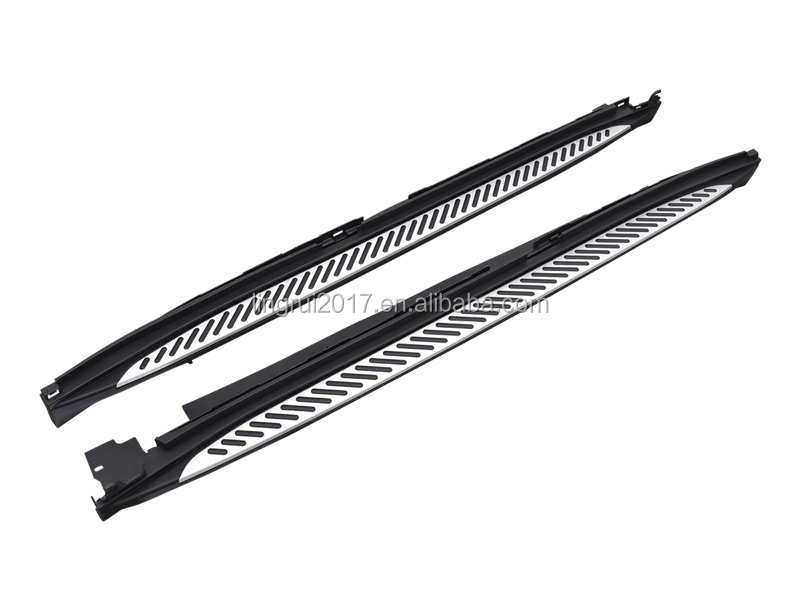 ALUMINUM X1 F48 AUTO RUNNING BOARDS 2016+