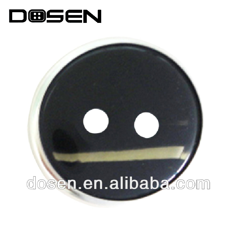 wholesale factory Vogue style two hole button
