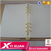 2016 promotion design notepad with calendar with custom logo