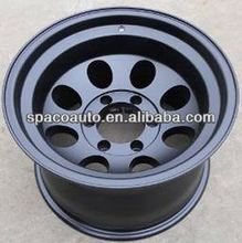 4x4 accessories 10 spoke alloy wheels with best quality