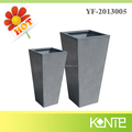 Vertical beautiful gardening flower pot bar