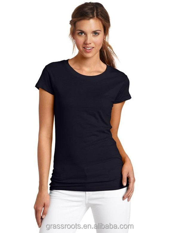 2015Cheap High quality 100%cotton sexy transparent t shirt for women