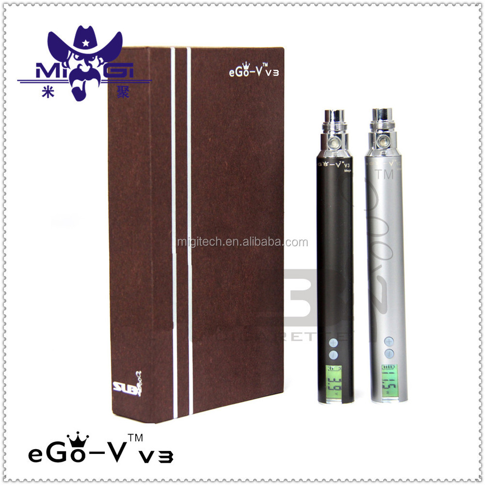wholesale price ego vapor ego v v3 mega vap pen MiGi Tech supplier