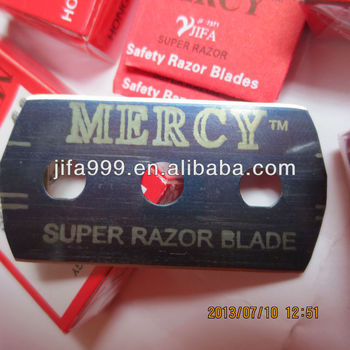 Double edge razor blade for sale