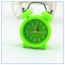 2014 new design cheapest alarm clock with 3D hand