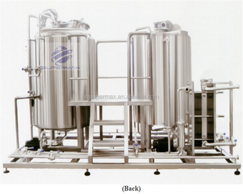 CE standard 600L mini beer equipment used for homebrew and brewpub
