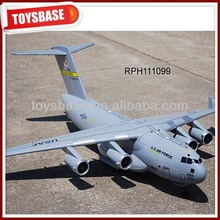 C17 RC big rc planes for sale with parachute