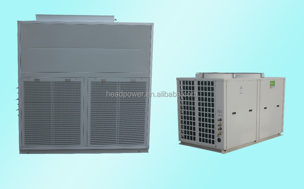 48000 btu r410a central duct split type air conditioner