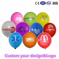 Custom Balloons Helium With Your Logo