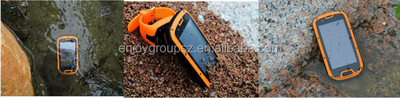 S09 Bar Design 8MP Camera rugged phone