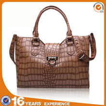 Crocodile leather bag,brand bag,woman bags fashion 2014