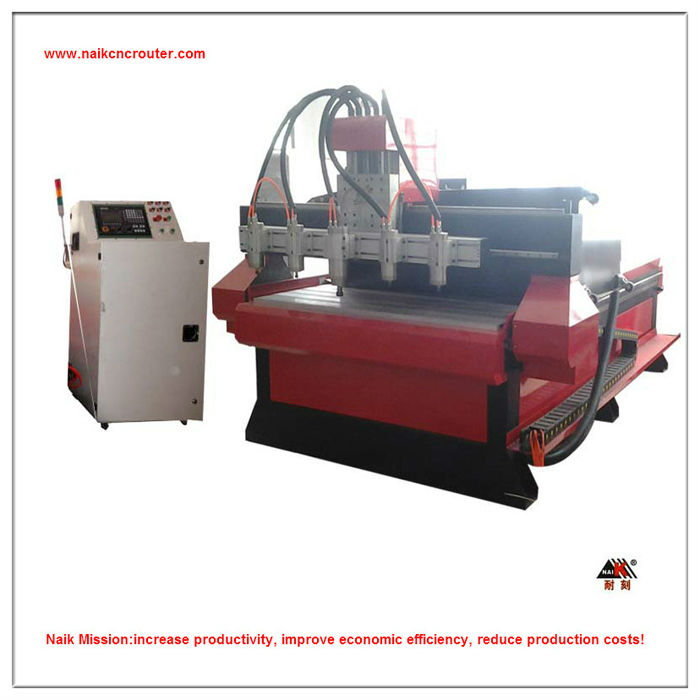 5 head High Quality Circular Saw Wood Cutting Machine with Best Prices 7STC-1325-5