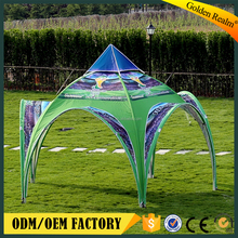 high quality part display cheap domo customized dome tent