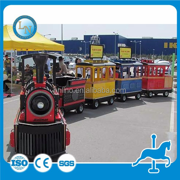 Hot sale Shopping mall kids ride electric mini train thomas train for sale