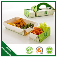 Disposable Food container , Takeaway Food Container , Paper Salad Box