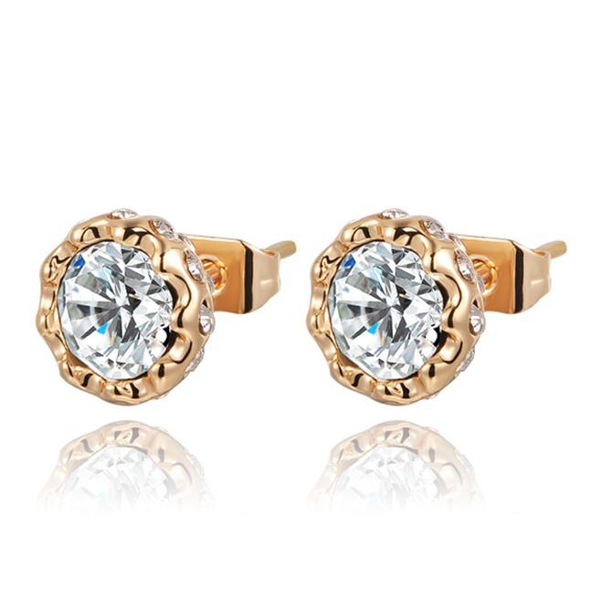 high quality australian earing gold earring