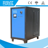 Pulse electroplating laser power supply