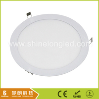 15W 0/1-10V dimmable flat led panel light bedroom lighting