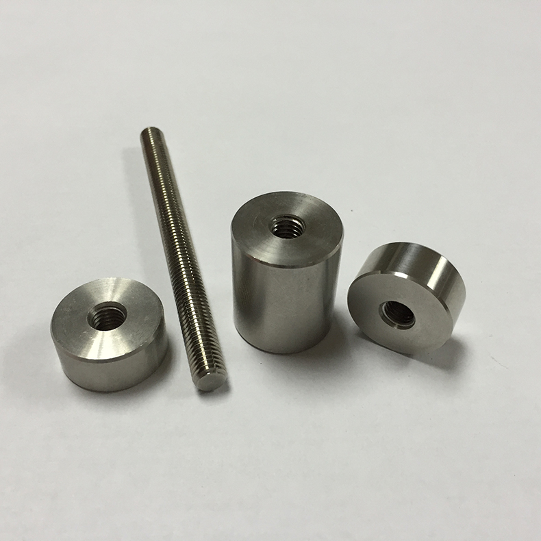 Customized Precision Stainless Steel Thread Spacer Standoff