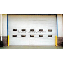 hina factory exporting practical and high quality side hinged garage doors