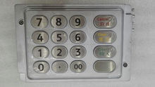 atm machine spare parts price ncr 66xx epp keyboard 4450744350 0090028973