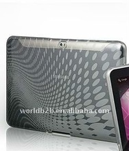 TPU case for Samsung Galaxy Tab P7500 flare design