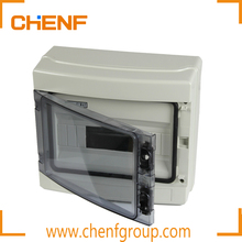 Newest High Quality ABS Plastic Flush Mounted MCB box, 12 way Distribution Box made in China 295*255*130mm
