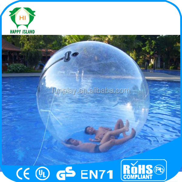 Hot Funny giant inflatable water bubble ball for sale,water hamster ball,giant water balloons water walking ball for sale