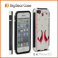 For iphone 5c mobile phone case maker