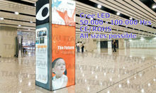 new products 2013 advertising led light box