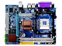 Motherboard With Chipset G41, Socket 478